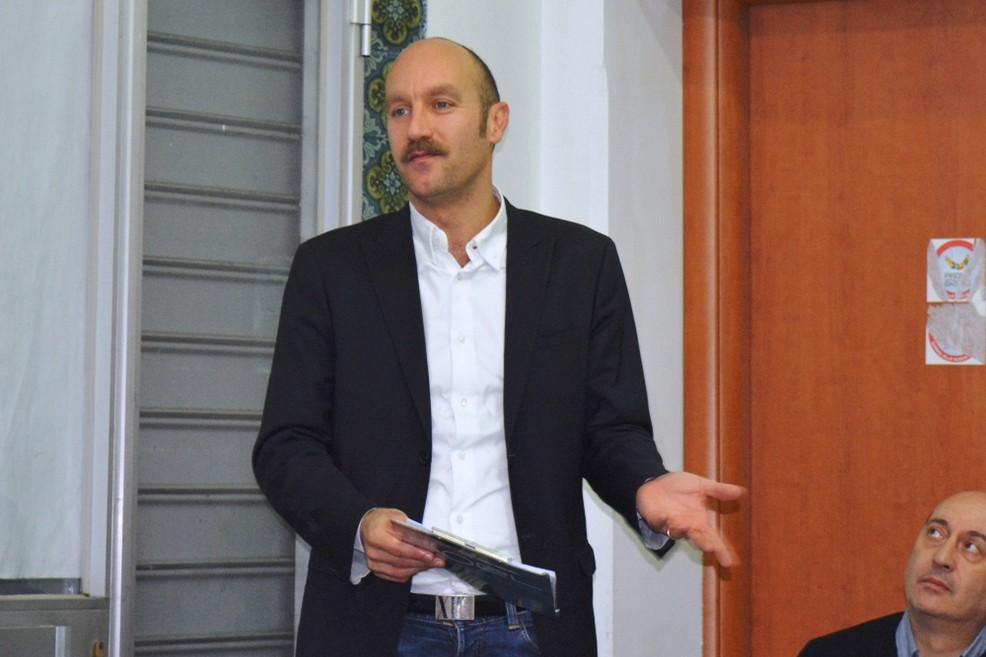 Antonio Di Gioia. <span>Foto Isabella de Pinto</span>