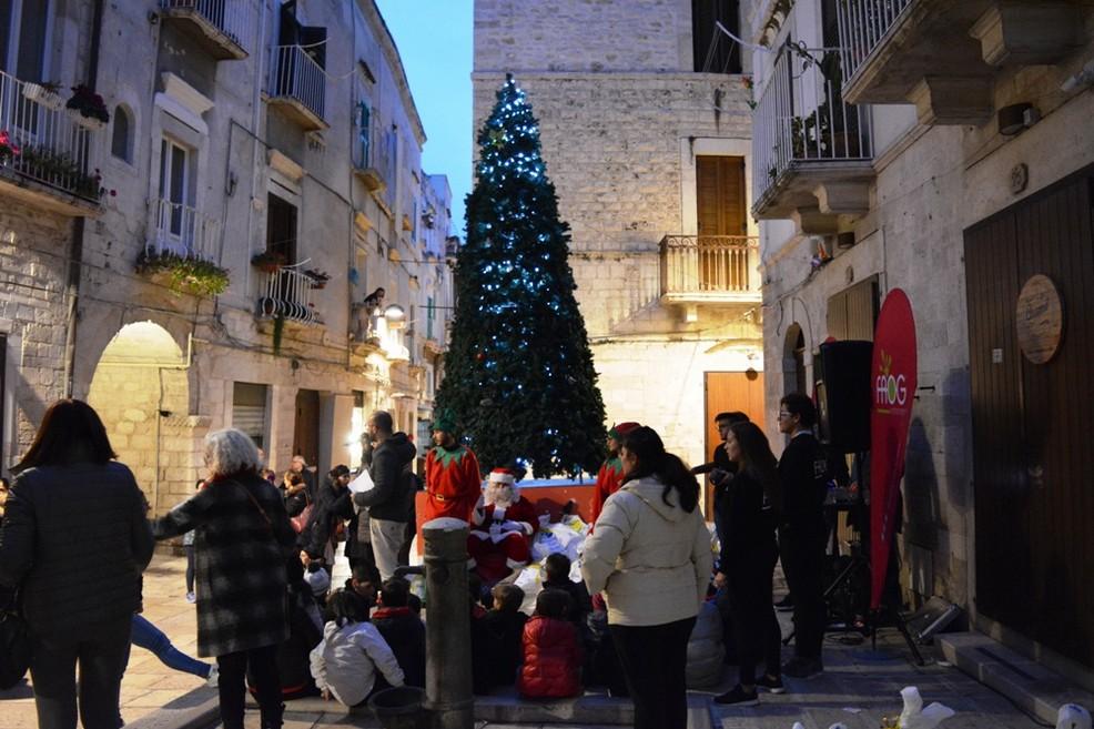 Gruppo Vincenziane San Nicola 2016. <span>Foto Isabella de Pinto</span>