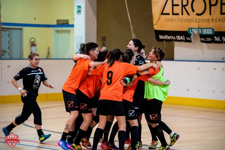 Il derby è della Makula Molfetta che vola ai quarti di Coppa Puglia