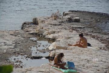 spiaggia prima cala