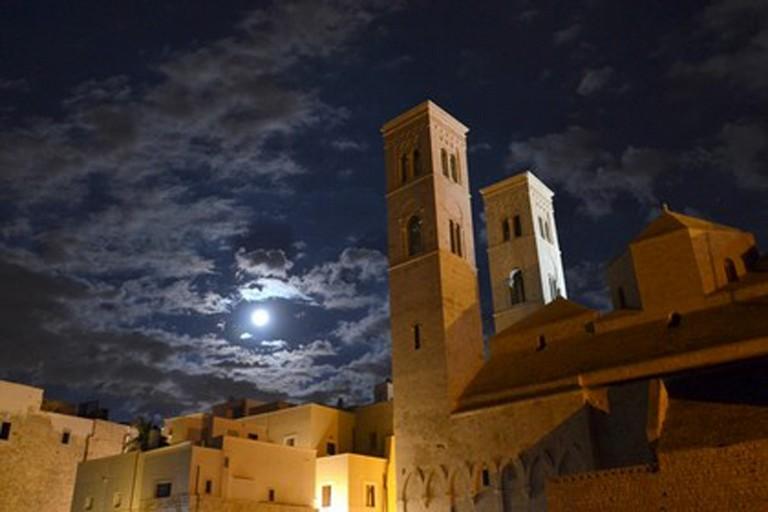 Duomo veduta notturna