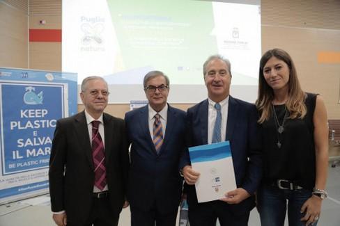 Tommaso Minervini e Gabriella Azzollini