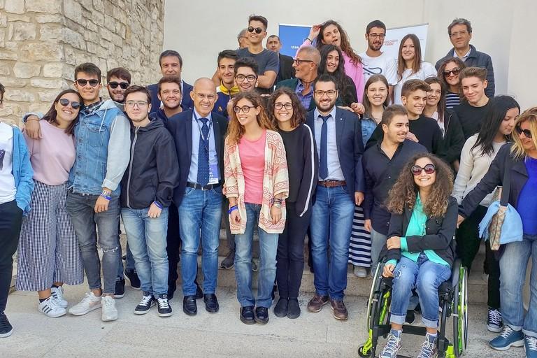 "Exprivia premia i giovani a ""I dialoghi di Trani"""