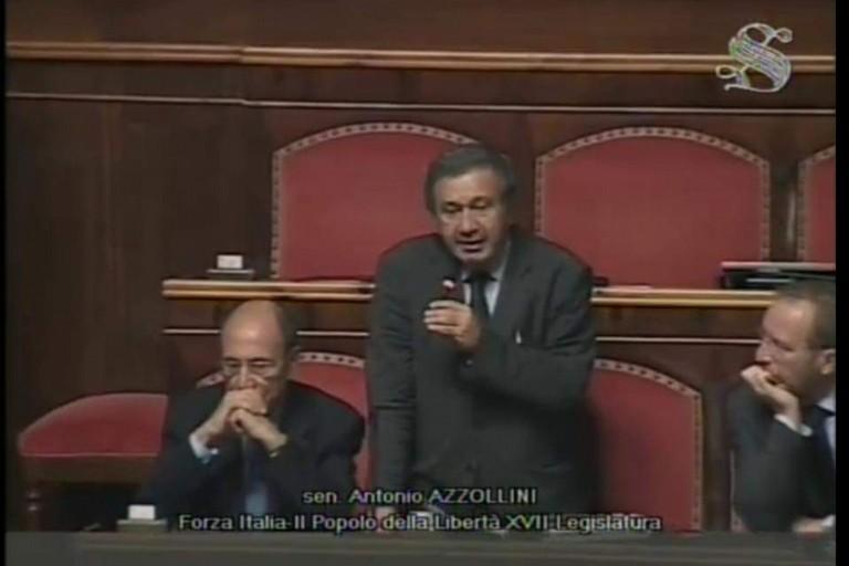 Azzollini: «La politica economica del Governo è fallimentare»