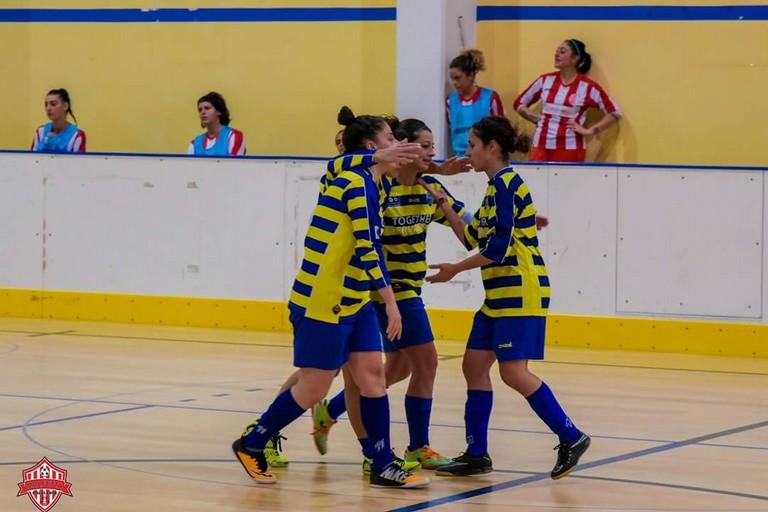 Macula Nox, torna la vittoria contro il Soccer Altamura - LE FOTO