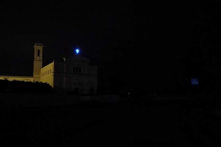Il Rione al buio