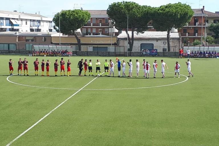 San Svvero Molfetta Calcio