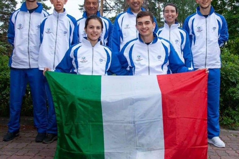 Nazionale paralimpica
