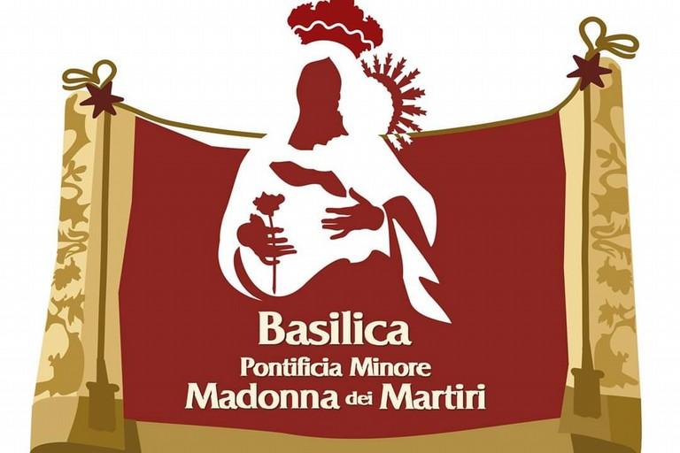 Logo Basilica Madonna dei Martiri
