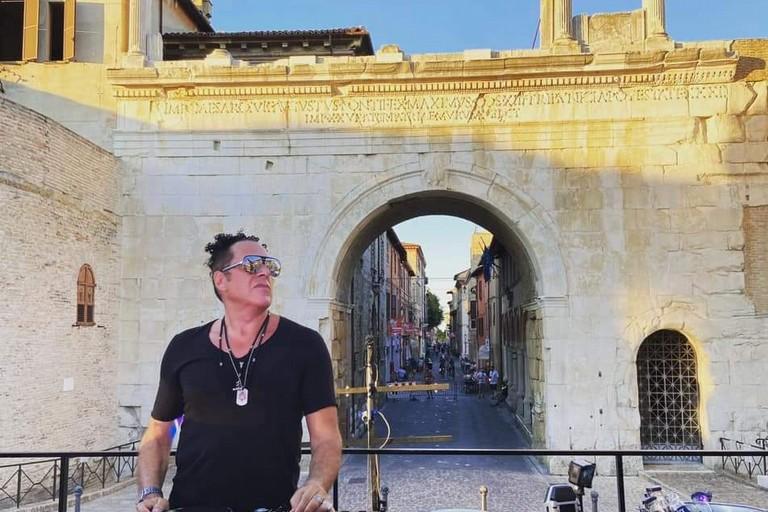DJ Joe T Vannelli. <span>Foto Pagina Facebook DJ Joe T Vannelli</span>