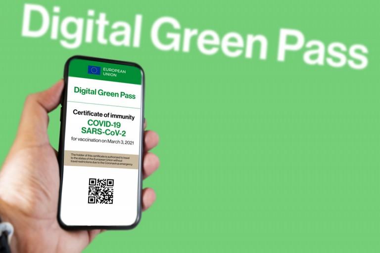 Green pass europeo, dal 1° luglio sarà scaricabile