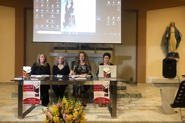 Presentazione libro per Gabriella Cipriani