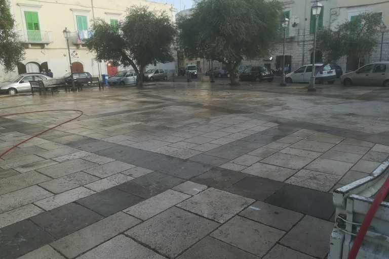 Piazza Paradiso