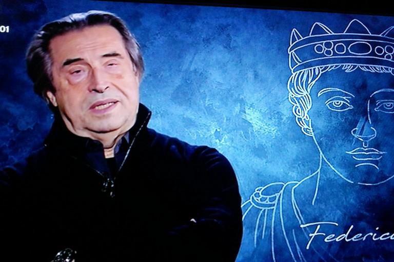 Riccardo Muti su Rai 1