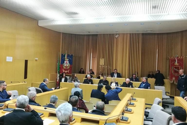 Consiglio comunale speciale