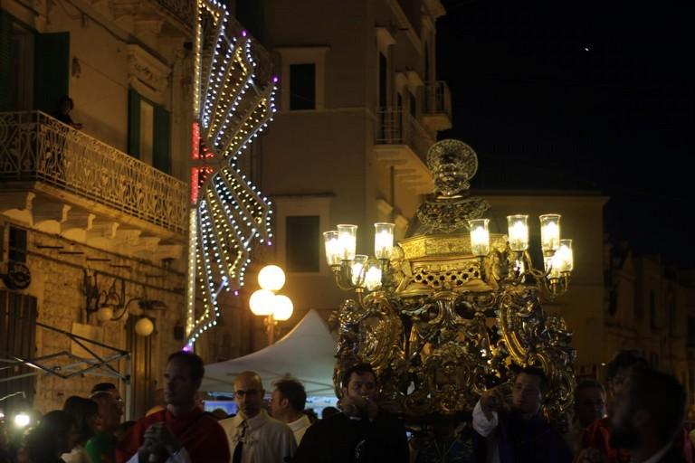 San Corrado. <span>Foto Anna Maria Tota</span>