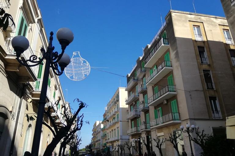 Corso Umberto natale