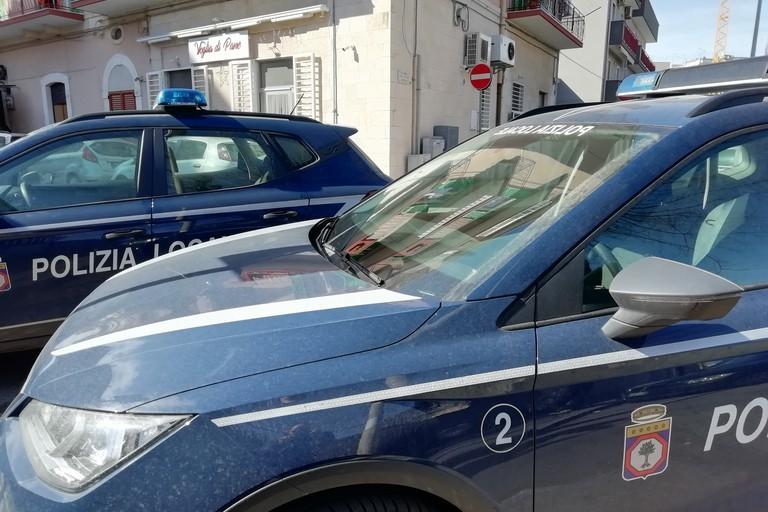 La Polizia Locale di Giovinazzo
