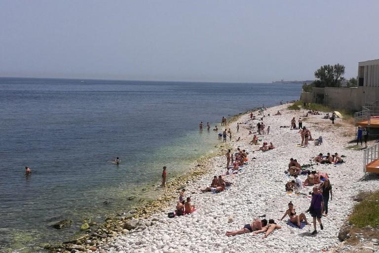 Spiaggia La Bussola