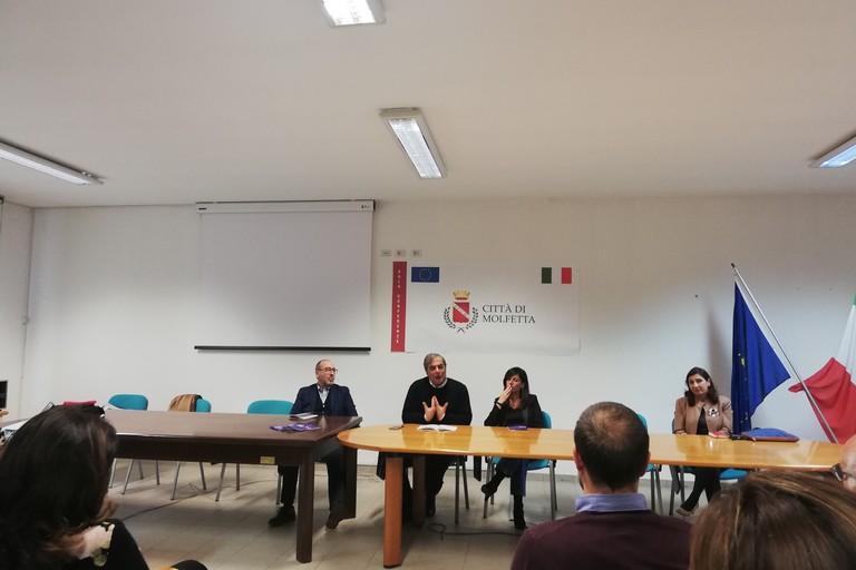 Balducci, Minervini e Panunzio
