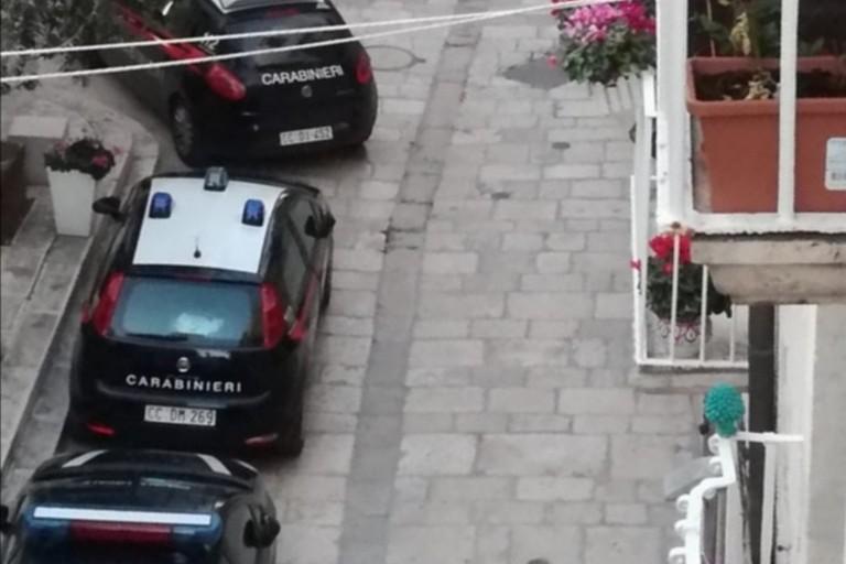 Il blitz di Carabinieri e Polizia Locale