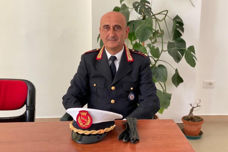 Comandante Cosimo Aloia