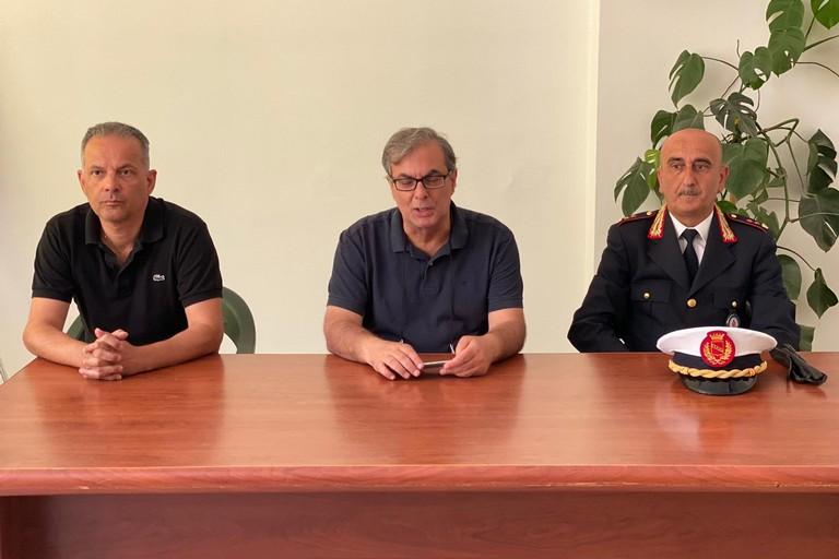 Ancona, Minervini e Aloia
