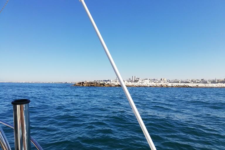Molfetta vista dal mare