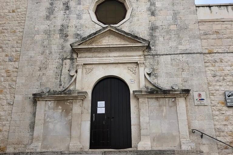 Scuola Carnicella chiusa