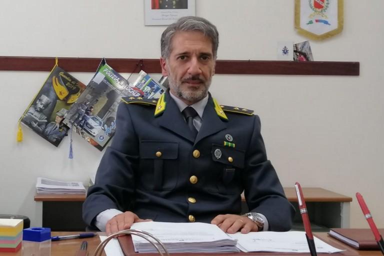 Il tenente Salvatore Mercone