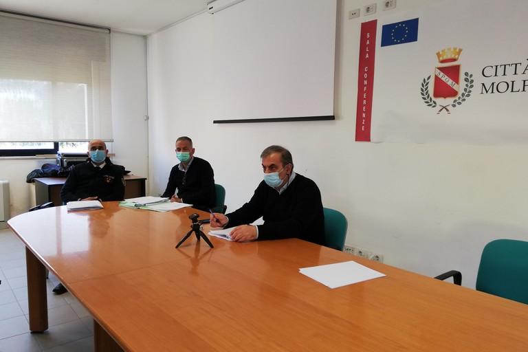Minervini, Ancona e Aloia