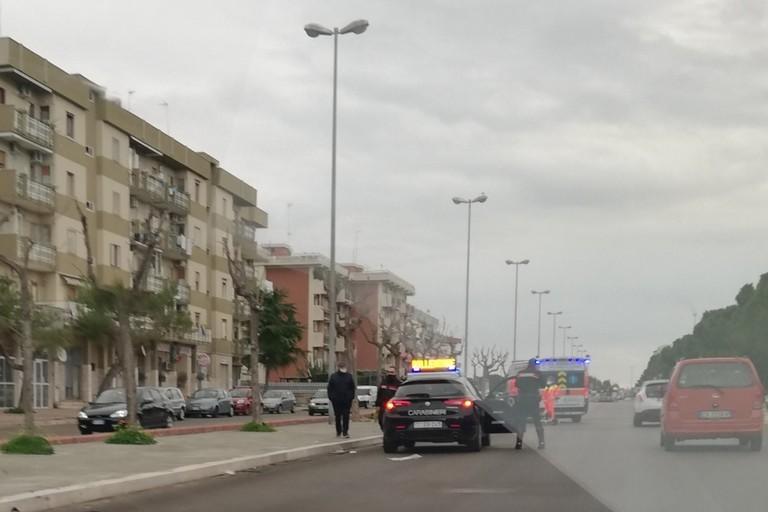 Incidente via Salvucci