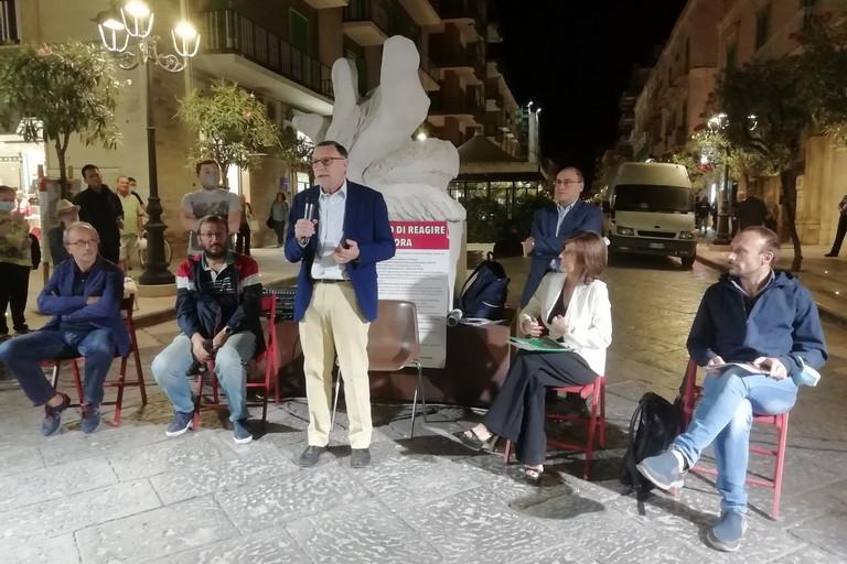 Pasquale Drago verso il sì al centrosinistra per la candidatura a sindaco di Molfetta nel 2022
