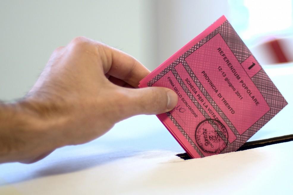 Elezioni (Foto di repertorio)