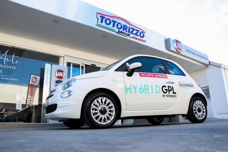 Ibrido Fiat Totorizzo