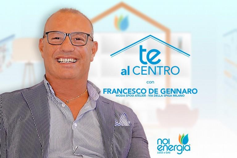 Te al Centro con Francesco de Gennaro