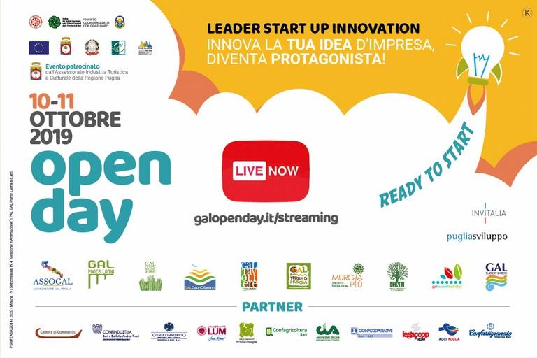 Seconda Giornata del GAL Open Day
