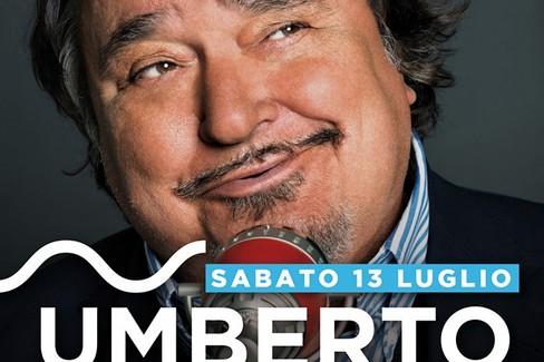 locandina Umberto Smaila a Molfetta