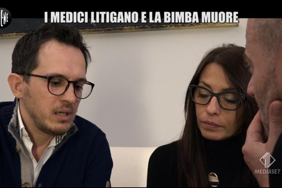 """Caso bimba morta per lite tra medici, in onda il servizio de """"Le Iene"""""""