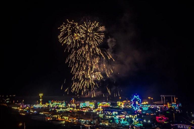 Festa Patronale: nel luna park arriva una nuova attrazione alta 40 metri
