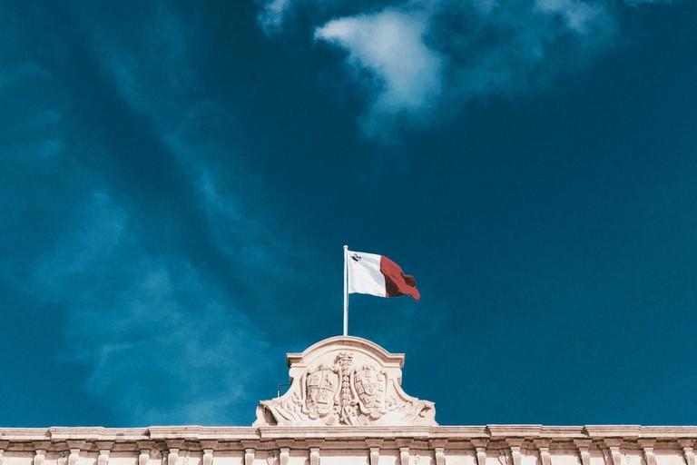 Malta bandiera