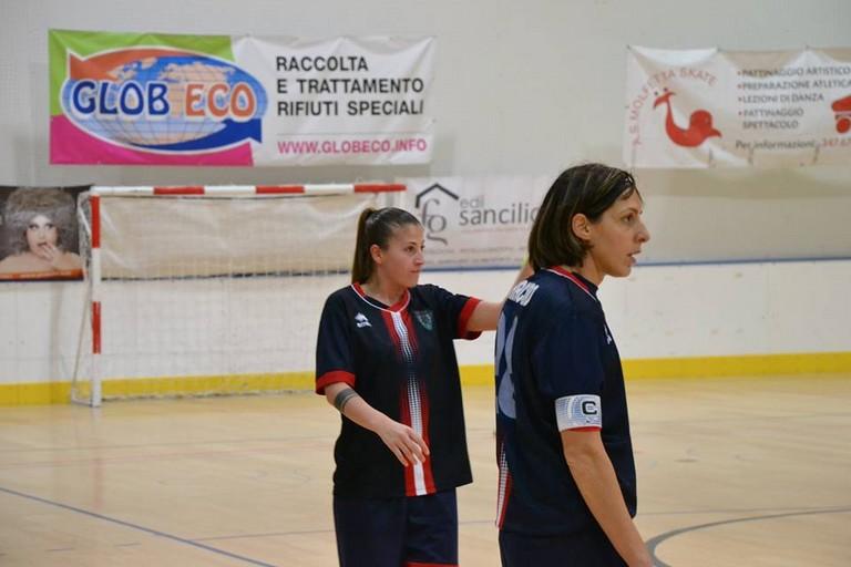 Futsal Molfetta, rinnovano le big: Mazzuoccolo e Borracino ancora in biancorosso