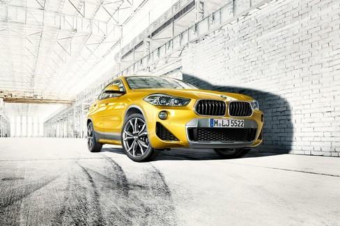 Presentazione nuova BMW X2 presso Unica Trani