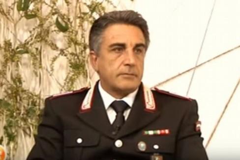 Festa dell'Arma, premiato il luogotenente Giuseppe Malerba