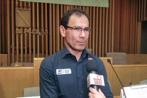 Intervista a Davide Cassani CT della Nazionale italiana di ciclismo