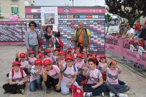 Bimbi al Giro d'Italia