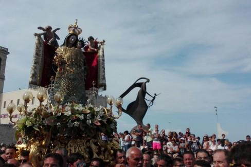 Inizia la Novena: Molfetta si riunisce nella Basilica della Madonna dei Martiri