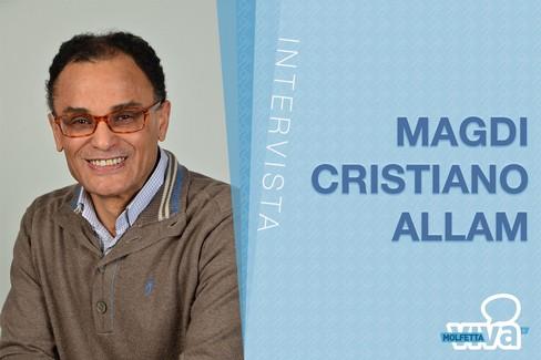 Magdi Cristiano Allam presenta il suo nuovo libro