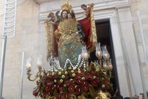 Gli emigranti si ritrovano a Molfetta per pregare la Madonna dei Martiri