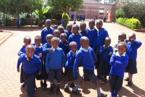 scuola kenya